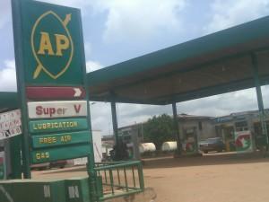 ap petrol station