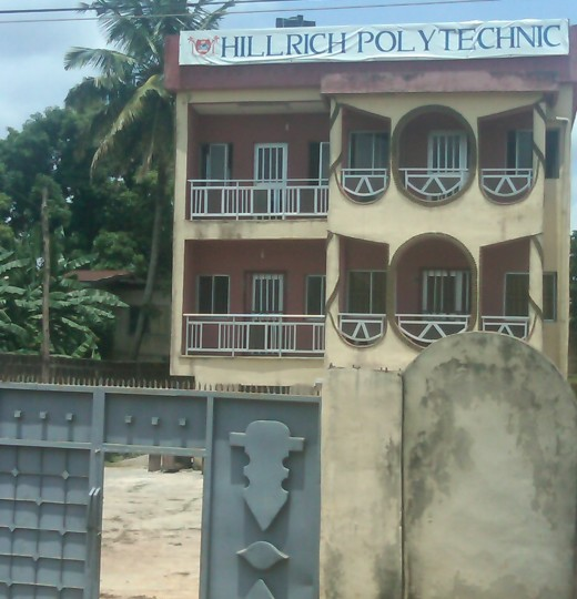 hillrich polytecnic ondo road 520x540 photos